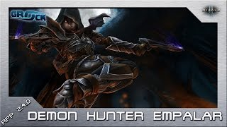 Diablo 3 Reaper of Souls 2.4.0 Demon Hunter Empalar RPP