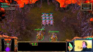 StarCraft 2 WOL - Challenge 3 - For The Swarm Gold