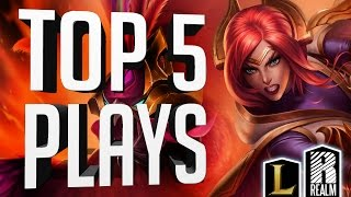 ® Top 5 LoL Plays | Episode 84 (League of Legends)