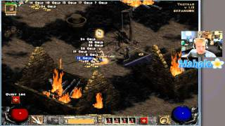 Diablo 2 Lord of Destruction - Paladin Walkthrough - Act 1.7 - Tristram