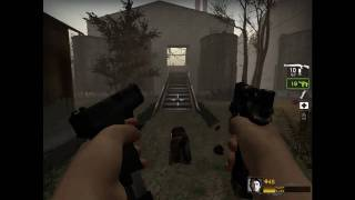 Left 4 Dead 2 - Left 1 Alive: Ellis vs. 3 Witches