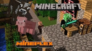 MINECRAFT MINEPLEX [REPLAY, REPLAY] - RamBoxs7887