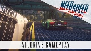 Need for Speed Rivals Gameplay - AllDrive Feature
