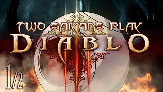 Two Saiyans Play: Diablo III
