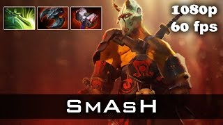 SmAsH Juggernaut Dota 2 Gameplay