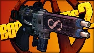 Borderlands 2 How To Get Legendary Infinite Pistols