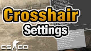 CS:GO Crosshair Config-Settings [German] - Fadenkreuz