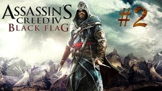 Assassin's Creed 4 Black Flag #2 - Экскурсия по Абстерго Энтертейнмент