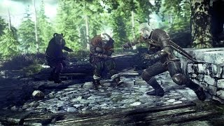 PS4 The Witcher 3 Wild Hunt №127 РОДОВОЙ МЕЧ