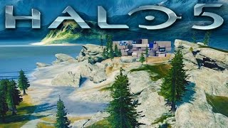 "Halo 5 - Meet a ""Forge World 2.0"" with Walkthrough"