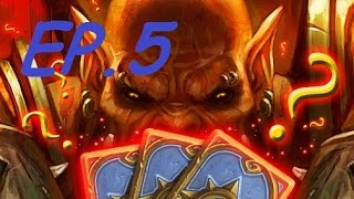 Тест Топовых Колод - EP.5 (Control warrior) Hearthstone.