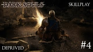 4)Dark Souls Prepare to Die Edition (Спуск в глубины)