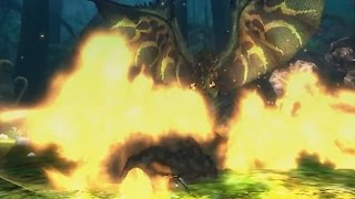 Monster Hunter X Trailer 3