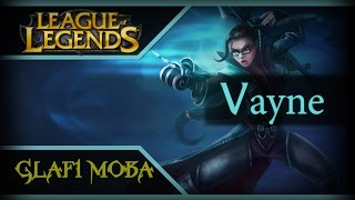 Гайд Вейн Лига Легенд - Guide Vayne League of Legends - ЛоЛ Гайд Вейн
