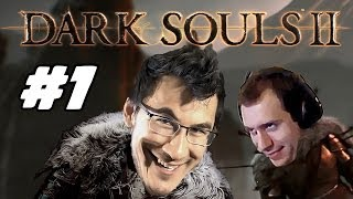 Dark Souls 2 Part 1 | THIS GAME IS EASY