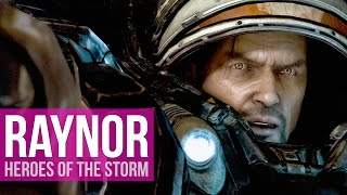 Heroes of the Storm: Fun Times With Raynor! (4K)