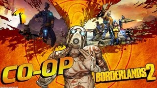 Borderlands 2 CO-OP by Neadecvat and Skai #1 [Нас Двое]