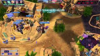 5 man gazlowe grav bomb. heroes of the storm