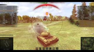 Реплэй World of Tanks!Часть 31!
