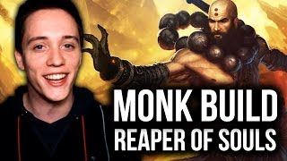 Reaper of Souls Monk Build Guide For Level 70! (Diablo 3: Reaper of Souls Monk Tutorial)