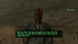 Fallout 3: Megaton and Moira Brown (Spoilers) HD