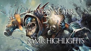 XDD Slark - Dota 2 MMR Highlights 60 FPS