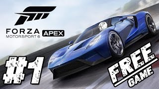 Forza Motorsport 6: Apex (Beta)#1 ::