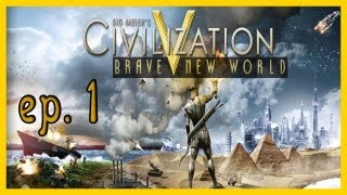 Культурная Война в Sid Meier's Civilization V: Brave New World #1