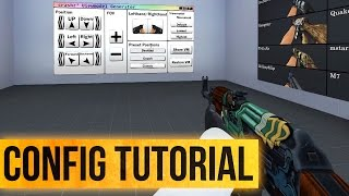 CS:GO Config Tutorial: Crosshair, Viewmodel, autoexec, Buyscript, Binds und Jumpthrow [german]