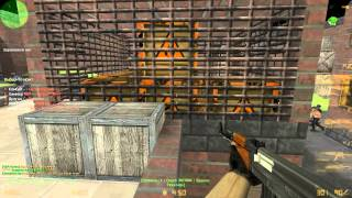 Counter-strike 1.6 зомби сервер №59