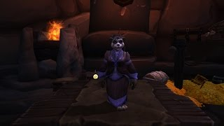 Black Market in Draenor / Чёрный рынок в Дреноре (World of Warcraft)