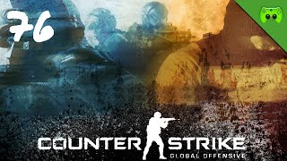 COUNTERSTRIKE # 76 - Perfektes Team «»  Let's Play Counterstrike GO | HD