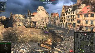 World of Tanks (Командный бой)