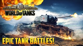 World of Tanks - ULTIMATE TANK BATTLES!!! (World of Tanks Xbox One Gameplay 2015)