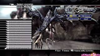 Final Fantasy XIII-2: All Monsters