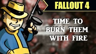 Fallout 4 - GAINER 44 MAGNUM - Legendary Weapon - Location - ( HAS FIRE ROUNDS ) - Episode 4