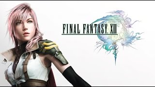 [PS3] Final Fantasy XIII *Max HP/CP/Strength/Magic+All Side Mission 5 Stars+Ultimate Weapon Save*