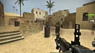 Counter-Strike: Source Maps in Left 4 Dead 2 + Mutations