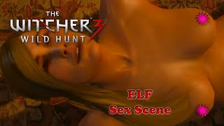 The Witcher 3: Wild Hunt Elf Sex Scene