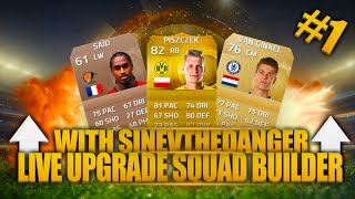 FIFA 15 LIVE UPGRADE SQUAD BUILDER [БОМБАНУЛО]