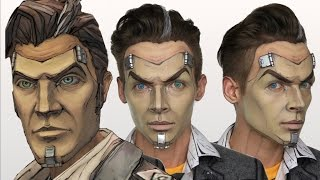 Handsome Jack Borderlands | Halloween MakeUp Tutorial | Cosplay | Shonagh Scott