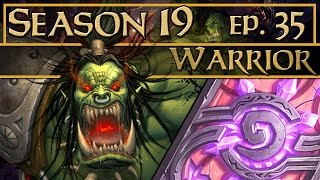Hearthstone: Kolento plays control warrior (#35)