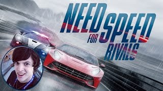 NEED FOR SPEED: RIVALS - PS4 Gameplay en espa